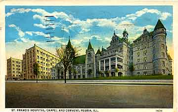 St. Francis Hospital, Peoria, Illinois